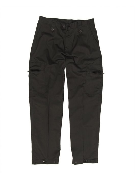 SECURITY BLACK PANTS