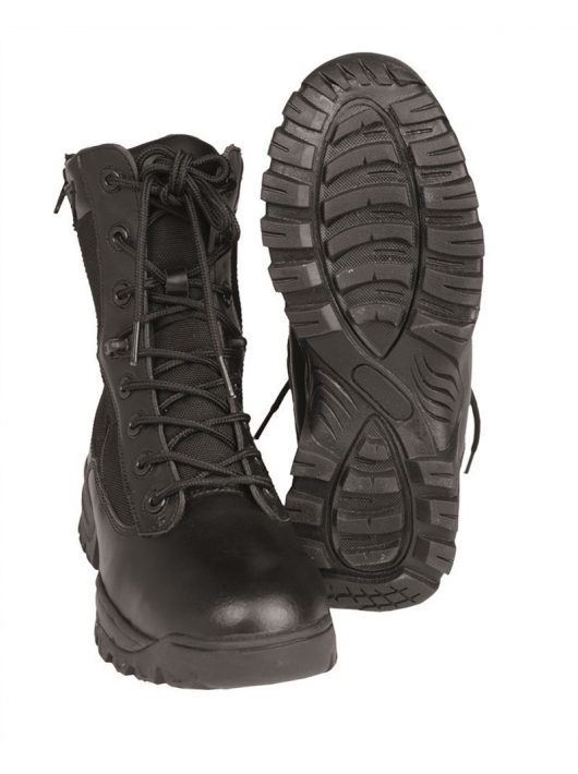 TACTICAL BOOTS TWO-ZIP