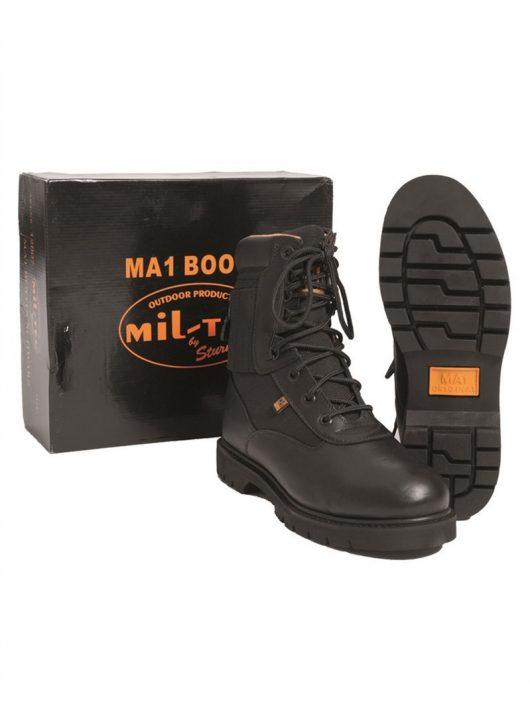 BLACK MA1® BOOTS