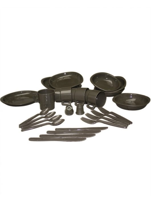 OD CAMPING TABLE SETTING 26-PCS.