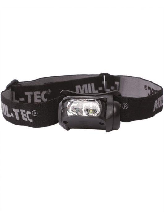 BLACK LED 4-COLOUR HEADLIGHT