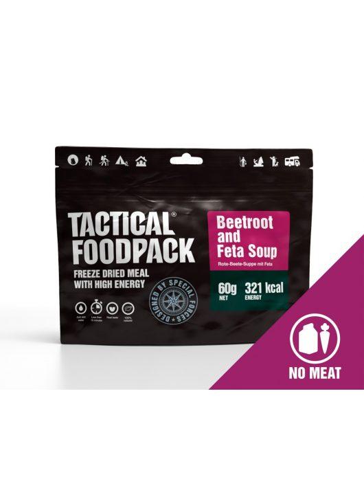 TACTICAL FOODPACK® Céklaleves feta sajttal