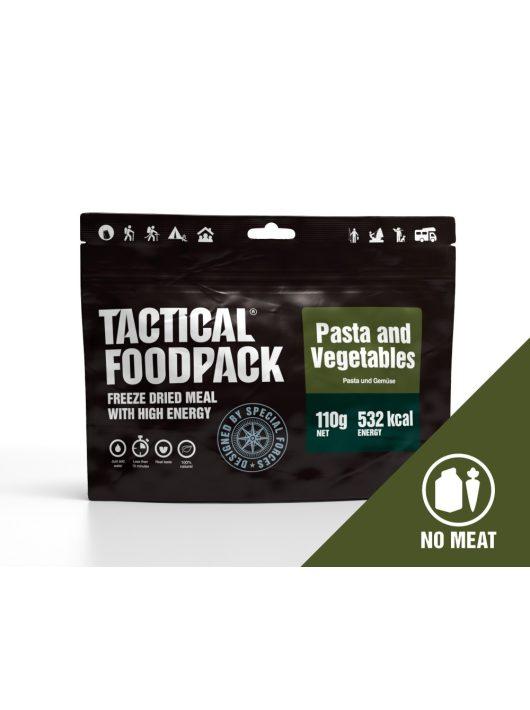 TACTICAL FOODPACK® Zöldséges tészta