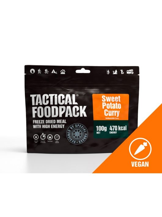 TACTICAL FOODPACK® Currys édesburgonya
