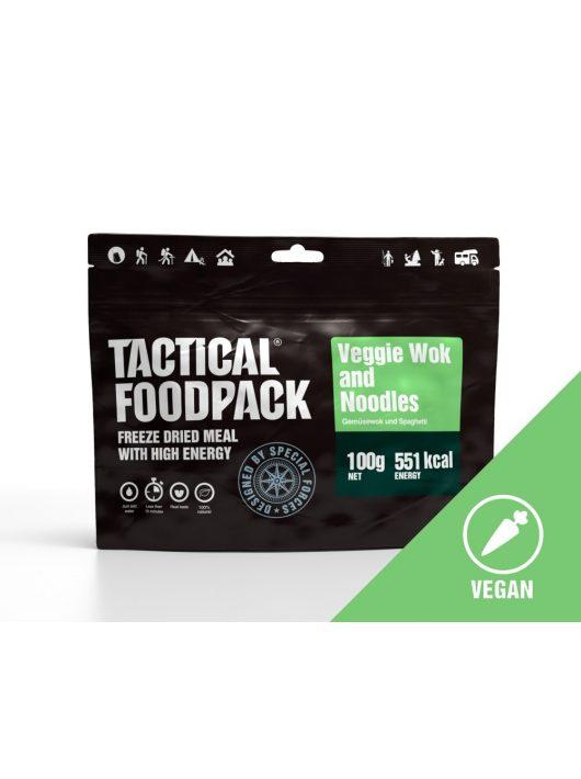 TACTICAL FOODPACK® Zöldséges wok tésztával