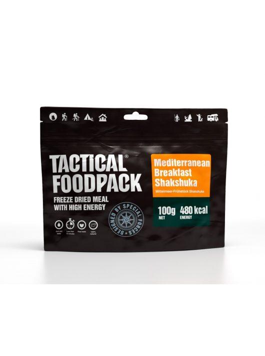 TACTICAL FOODPACK® Mediterrán Shakshuka reggeli