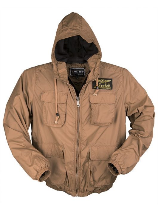 COYOTE AIR FORCE JACKET