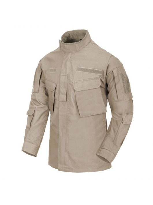 Helikon-Tex® - CPU® Shirt - Cotton Ripstop - Khaki