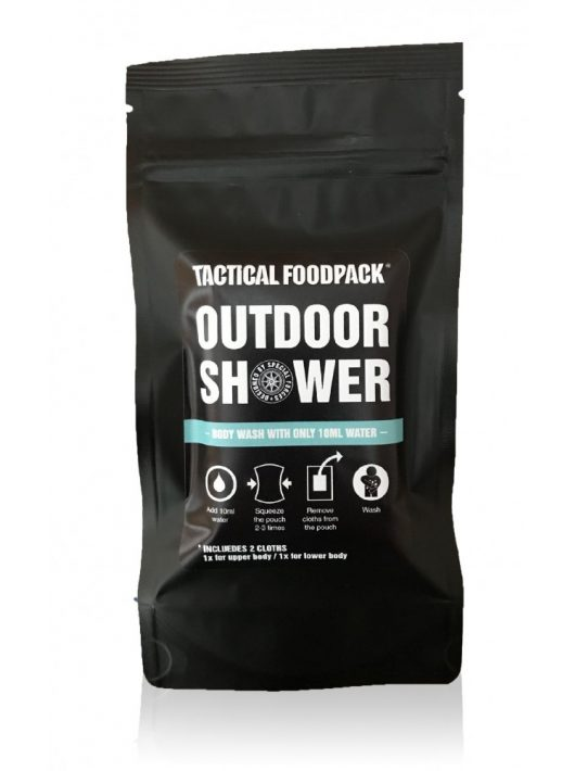 TACTICAL FOODPACK® Outdoor Shower